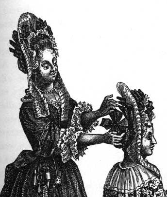 Модницы 18 века
