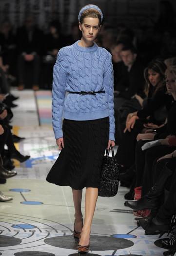 Свитер из коллекции 2010-2011 от Prada