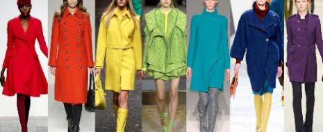 Модное Пальто Осень 2011