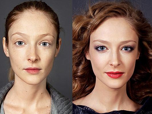 Какой макияж выбрать на первое свидание