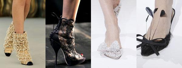 Модная обувь 2011_декор