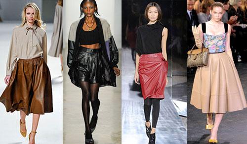 Модные юбки 2011_3