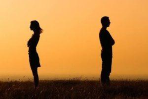 прекратить отношения с бывшим