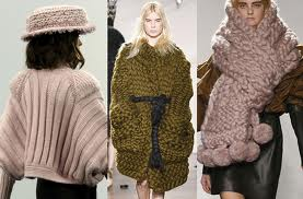 модный трикотаж 2011-2012