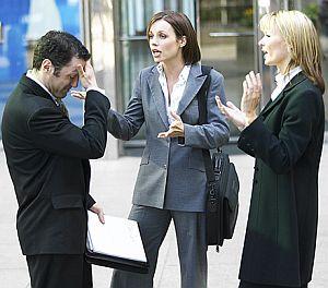 психология конфликта на работе