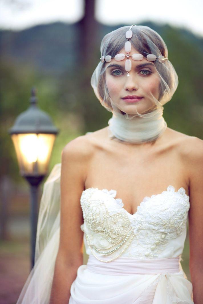 Необычные образы невест