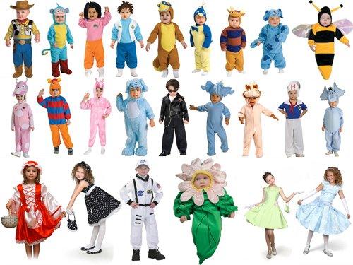 Пошив новогодних костюмов для детей своими руками фото 20
