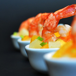 exotic shrimp salad