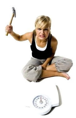 эффект плато и колебания веса