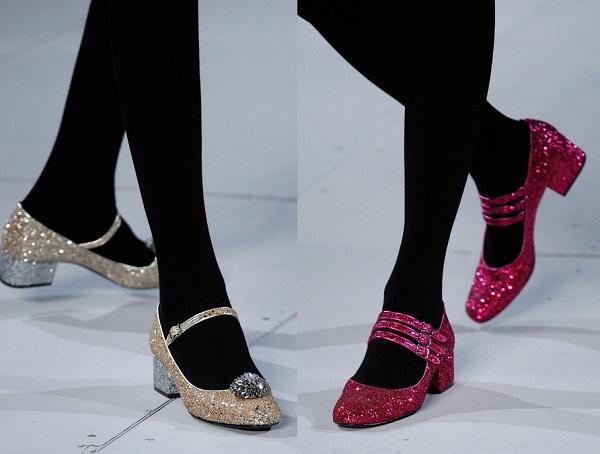 Обувь Saint Laurent Fall 2014