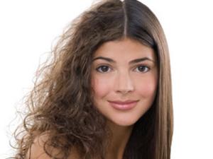 выпрясление и укладка волос