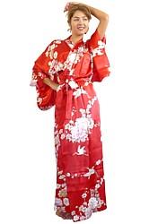 kimono-red