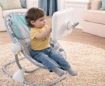 Детский стульчик с IPad