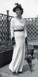 платье от Скьяпарелли