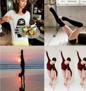 онлайн-фитнес