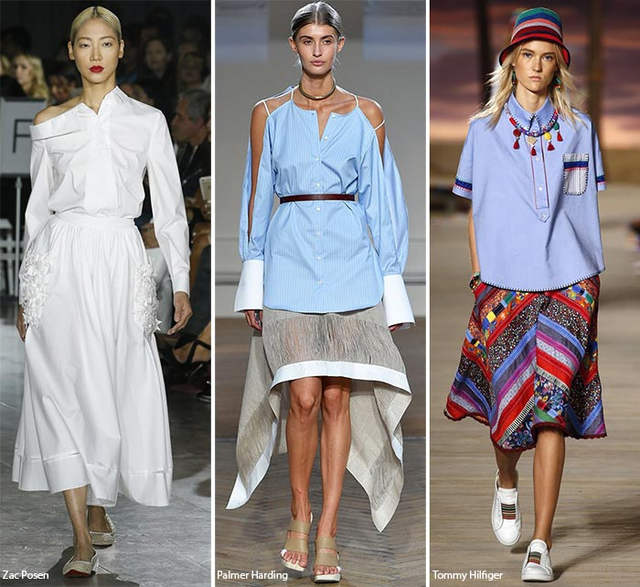 spring_summer_2016_fashion_trends_deconstructed_oxford_shirts