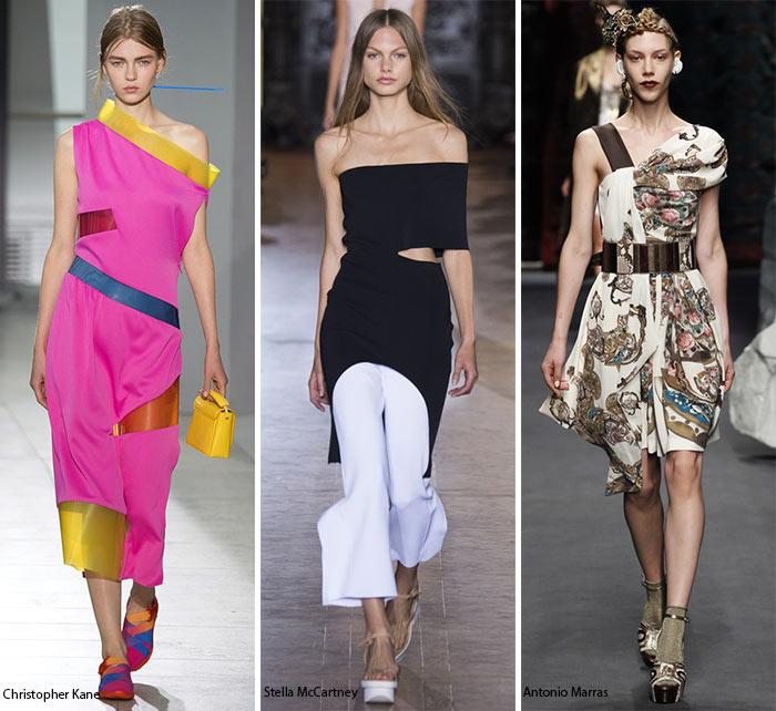 spring_summer_2016_fashion_trends_off_the_shoulder_asymmetrical_neckline