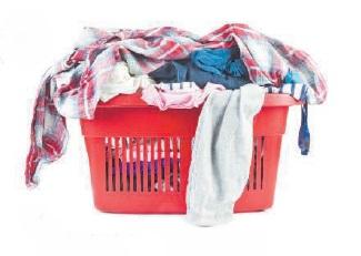 Как стирать разные виды тканей