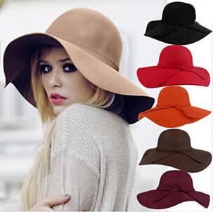 Фетровые шляпки