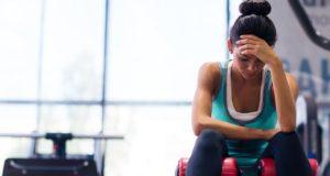 слабость на тренировке