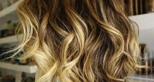 как освежить темный цвет волос: шатуш