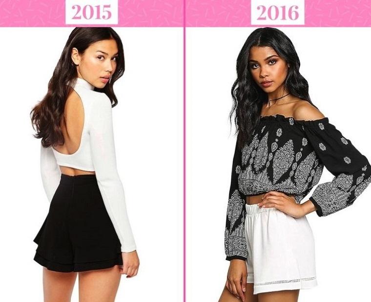 тренды моды 2016: открытые плечи