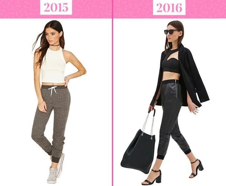 тренды моды осень 2016: джоггеры