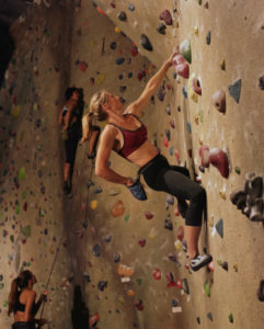 спортивное скалолазание