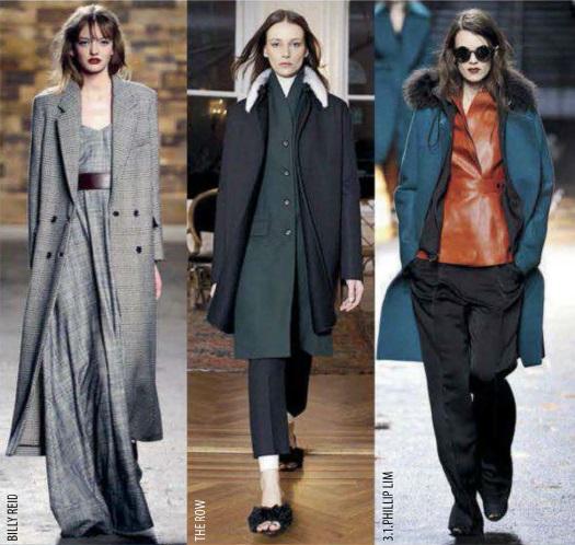 тренды моды осень 2016