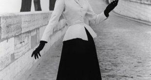 Вот как выглядел new look в 1947 году
