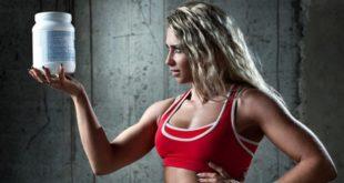 спортивные добавки для женщин